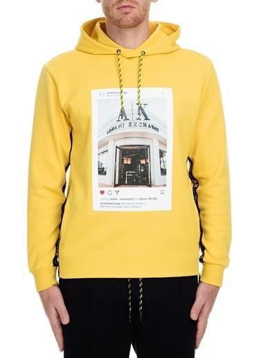 Armani Sweatshirt Sarı